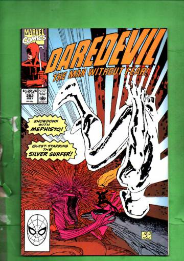 Daredevil Vol. 1 #282 Jul 90