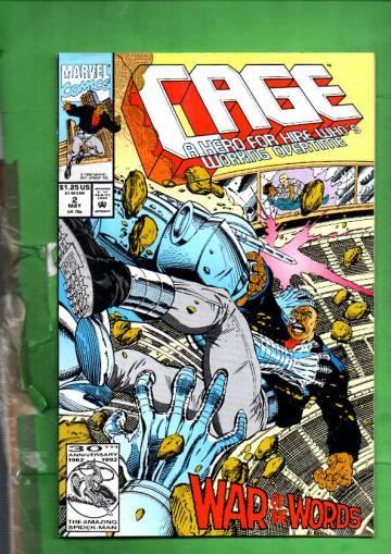 Cage Vol. 1 #2 May 92