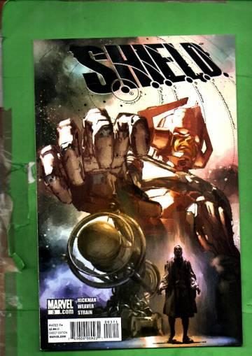 S.H.I.E.L.D. #3 Oct 10