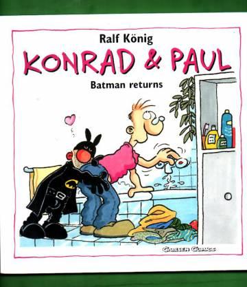 Konrad & Paul: Batman returns (saksankielinen)