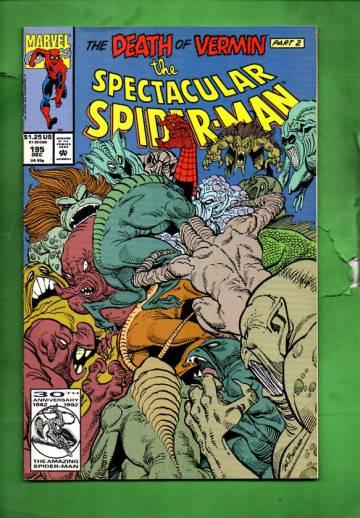 The Spectacular Spider-Man Vol. 1 #195 Dec 92