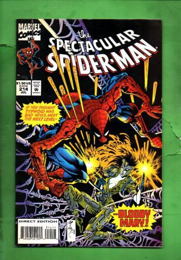 The Spectacular Spider-Man Vol. 1 #214 Jul 94