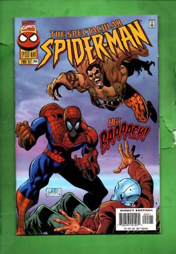 The Spectacular Spider-Man Vol. 1 #244 Mar 97