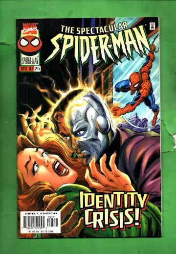 The Spectacular Spider-Man Vol. 1 #245 Apr 97