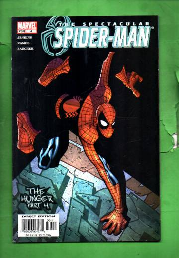 Spectacular Spider-Man Vol. 1 #4 Nov 03