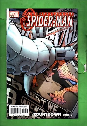 Spectacular Spider-Man Vol. 1 #7 Jan 04