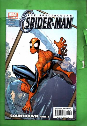 Spectacular Spider-Man Vol. 1 #8 Feb 04