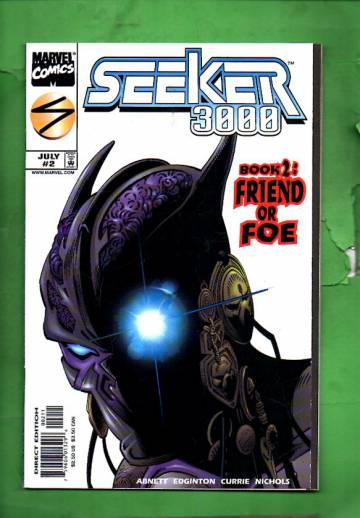 Seeker 3000 Vol. 1 #2 Jul 98