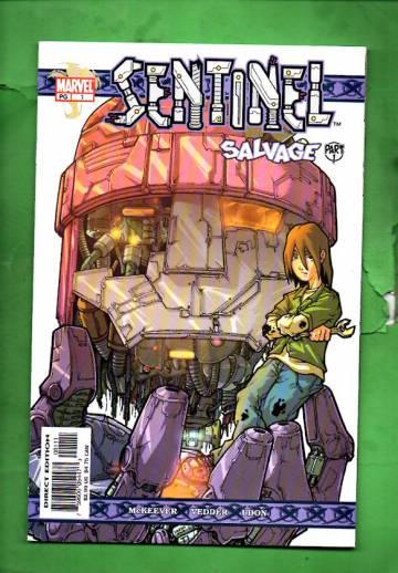 Sentinel Vol. 1 #1 Jun 03