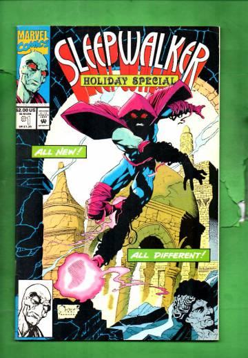 Sleepwalker Holiday Special Vol. 1 #1 Jan 93