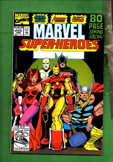 Marvel Super-Heroes Vol. 2 #9 Apr 92 (Spring Special)