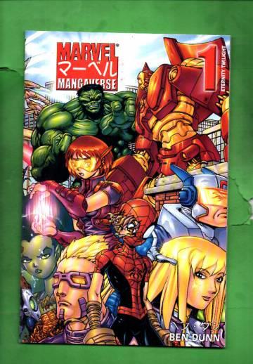Marvel Mangaverse: Eternity Twilight Vol. 1 #1 Mar 02
