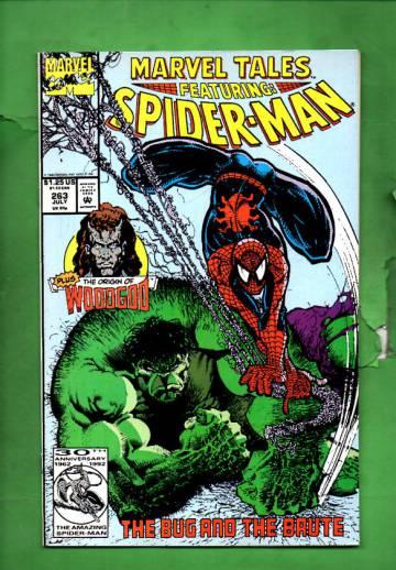 Marvel Tales Featuring Spider-Man Vol. 1 #263 Jul 92