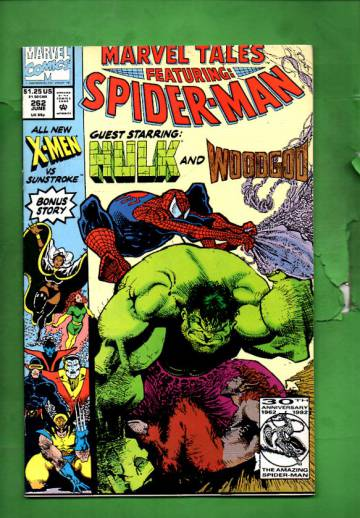 Marvel Tales Featuring Spider-Man Vol. 1 #262 Jun 92