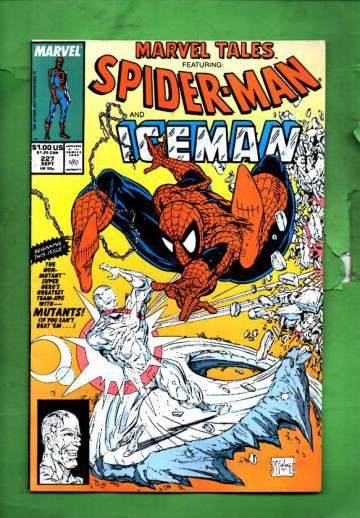 Marvel Tales Starring Spider-Man Vol. 1 #227 Sep 89
