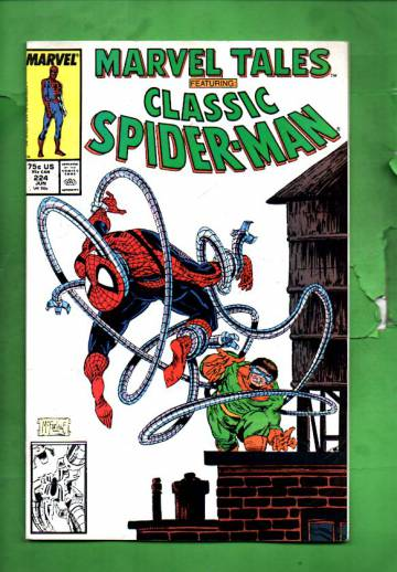Marvel Tales Starring Spider-Man Vol. 1 #224 Jun 89