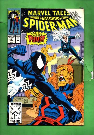 Marvel Tales Featuring Spider-Man Vol. 1 #271 Mar 93