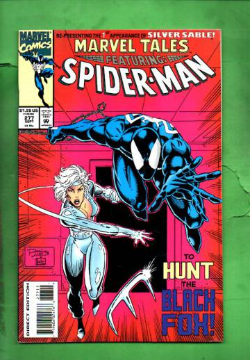 Marvel Tales Featuring Spider-Man Vol. 1 #277 Sep 93