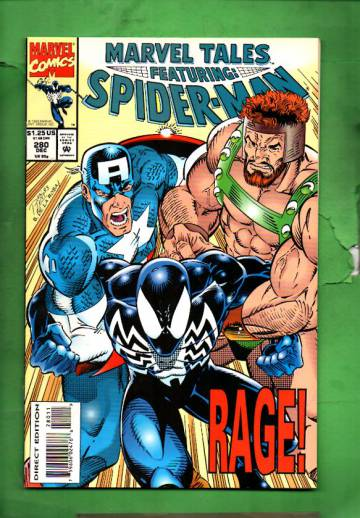 Marvel Tales Featuring Spider-Man Vol. 1 #280 Dec 93