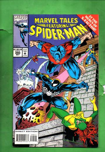 Marvel Tales Featuring Spider-Man Vol. 1 #290 Oct 94