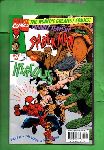Marvel Team-Up Vol. 1 #2 Oct 97
