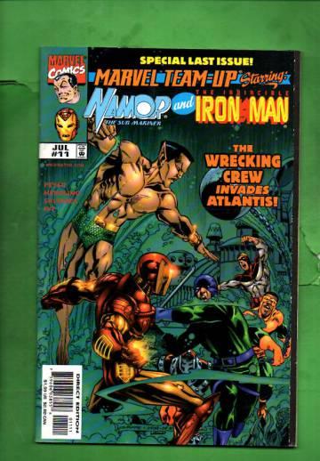 Marvel Team-Up Vol. 1 #11 Jul 98