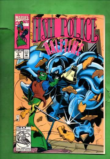 Fish Police Vol. 2 #5 Feb 93