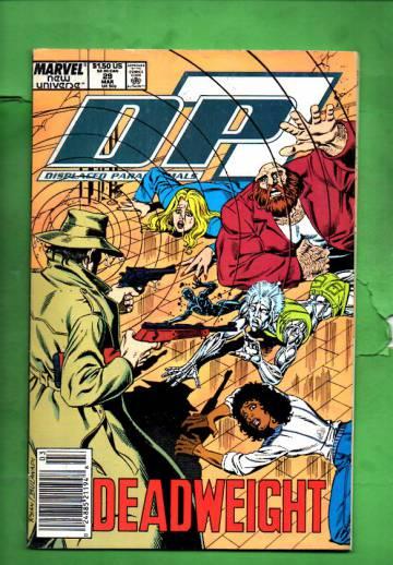 D.P. 7 Vol. 1 #29 Mar 89