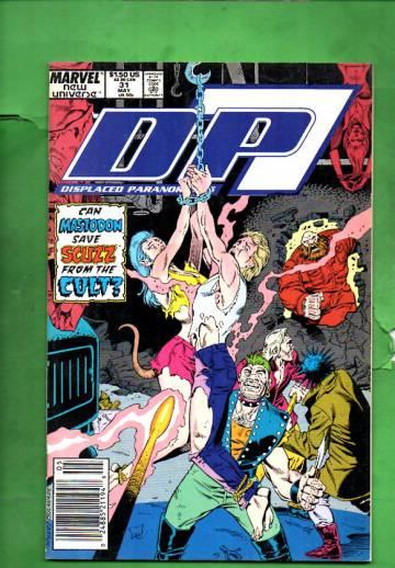 D.P. 7 Vol. 1 #31 May 89