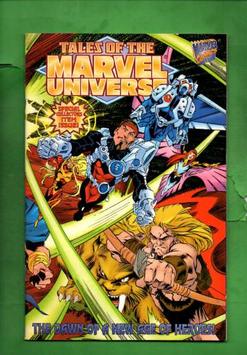 Tales of the Marvel Universe Vol. 1 #1 Feb 97