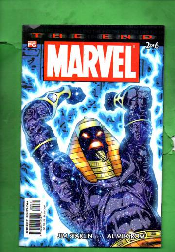 Marvel Universe: The End Vol. 1 #2 May 03