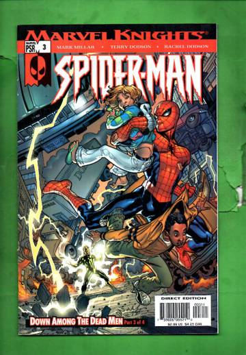 Marvel Knights Spider-Man #3 Aug 04