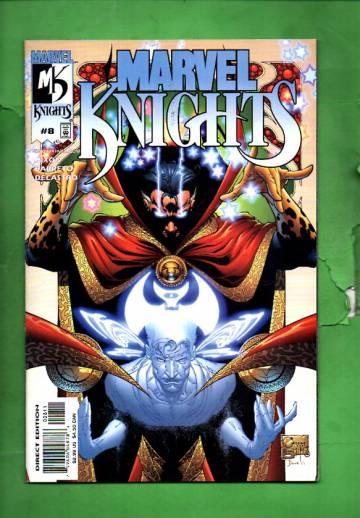 Marvel Knights Vol. 1 #8 Feb 01