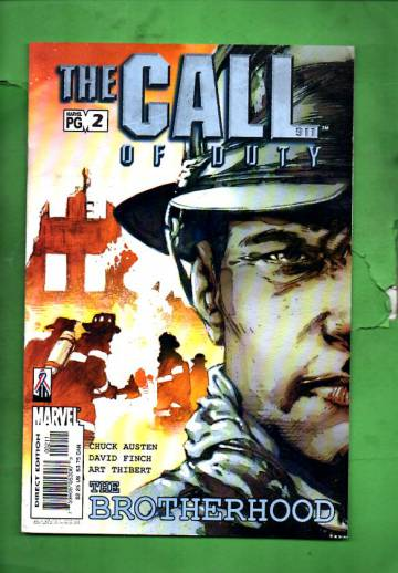 The Call of Duty: The Brotherhood Vol. 1 #2 Sep 02