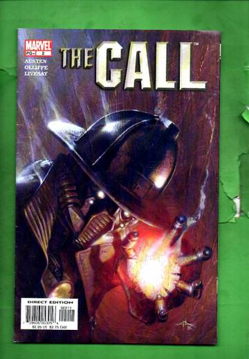 The Call Vol. 1 #2 Jul 03