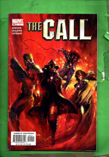 The Call Vol. 1 #1 Jun 03