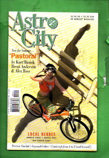 Astro City: Local Heroes #3 Aug 03
