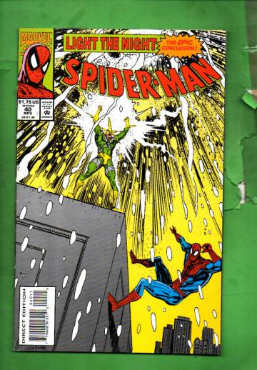 Spider-Man Vol. 1 #40 Nov 93