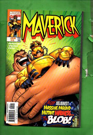 Maverick Vol. 1 #5 Jan 98