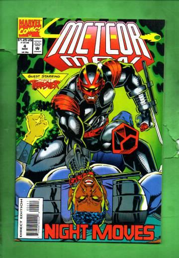 Meteor Man Vol. 1 #4 Nov 93