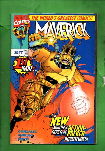 Maverick Vol. 1 #1 Sep 97