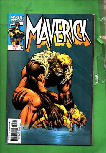 Maverick Vol. 1 #6 Feb 98