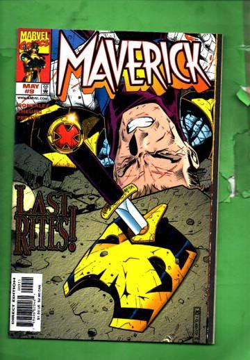 Maverick Vol. 1 #9 May 98