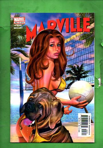 Marville Vol. 1 #3 Jan 03