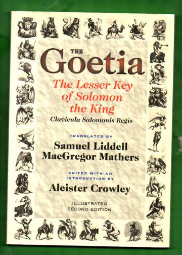 The Goetia - The Lesser Key of Solomon the King