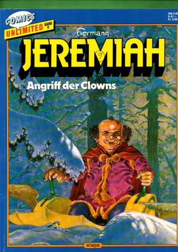 Comics Unlimited 8 - Jeremiah: Angriff der Clowns