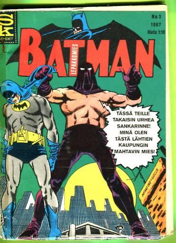 Batman - Lepakkomies 3/67
