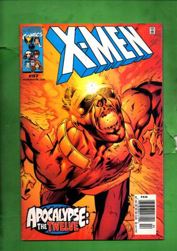 X-Men Vol 1 #97 Feb 00