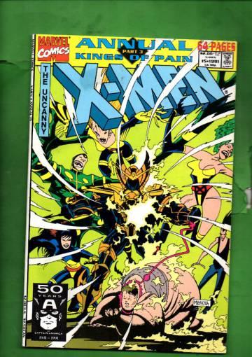The X-Men Annual Vol 1 #15 91