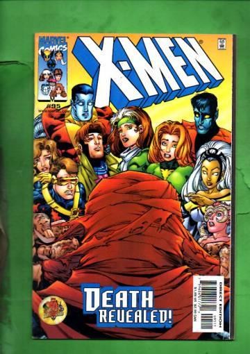 X-Men Vol 1 #95 Dec 99